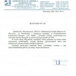 Spółdzielnia Mieszkaniowa Wola - BEMOWO I/II